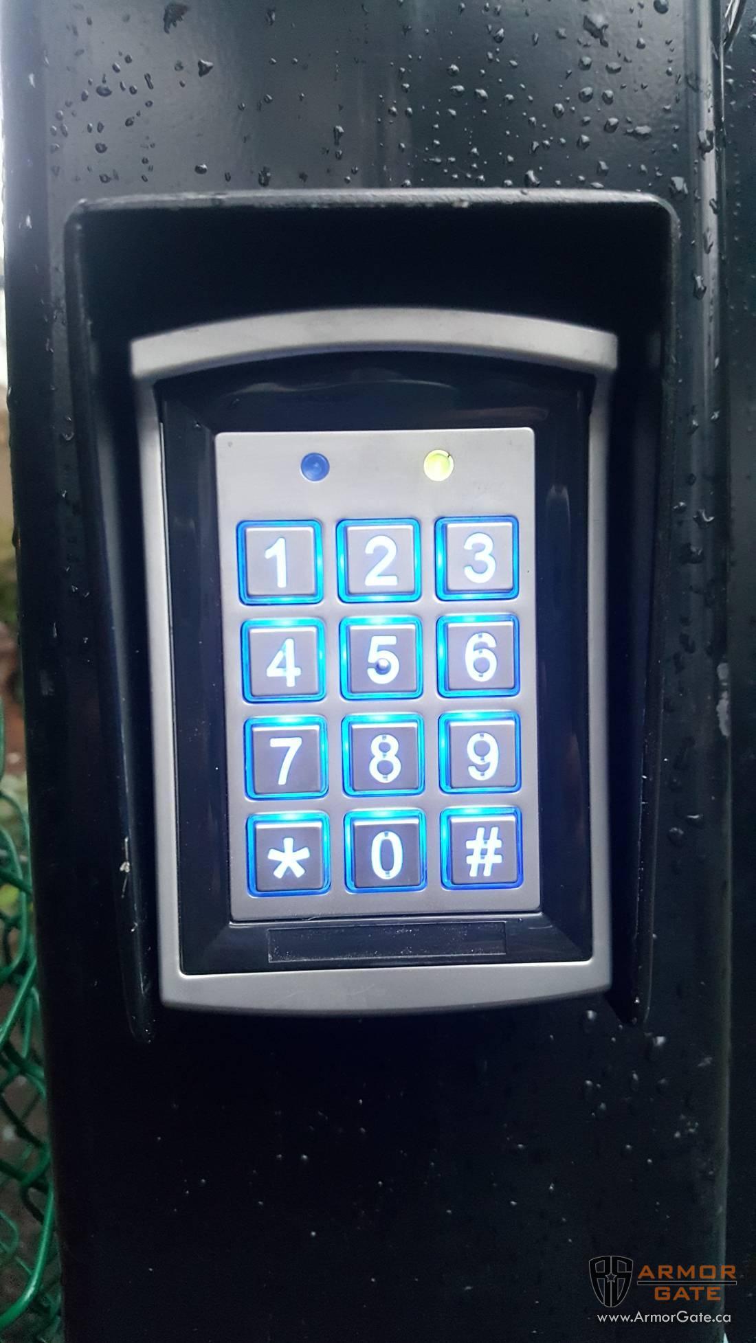 Access Controls Keypads Driveway Gates Langley