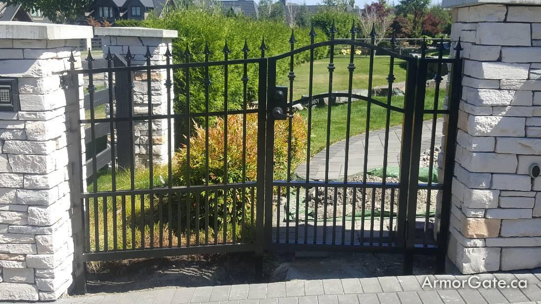 Passage Gates Pedestrian Doors Driveway Gates