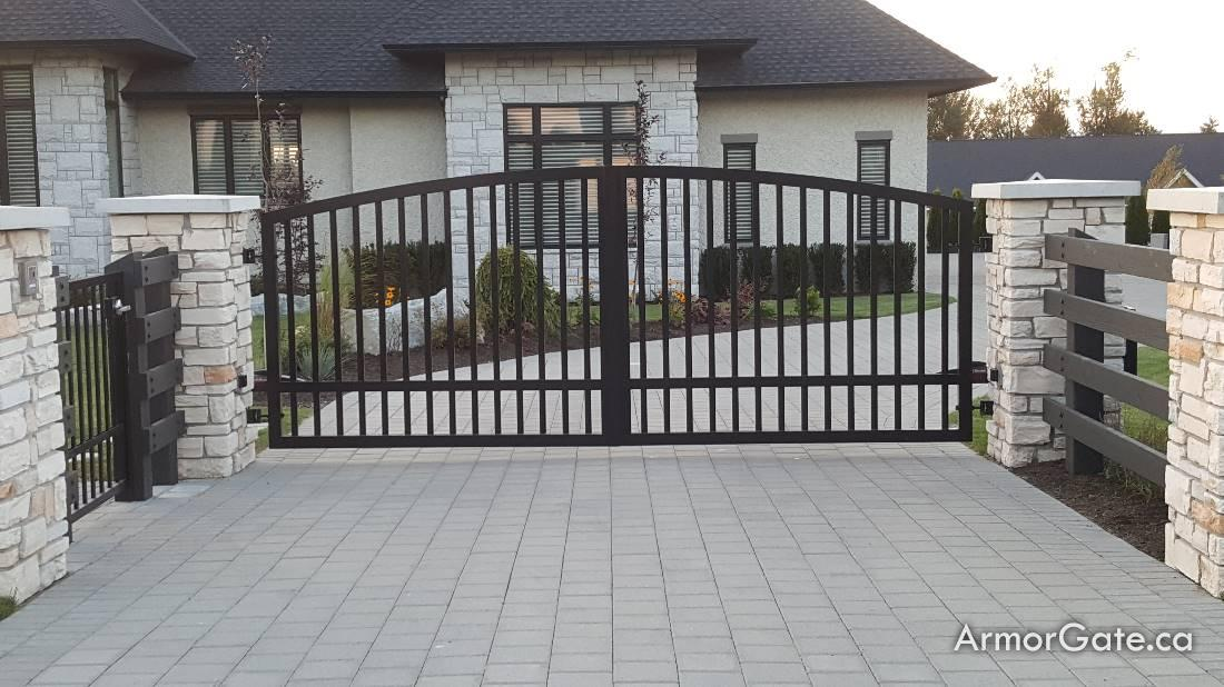 Swing Gates Driveway Gates Langley Surrey Salmon Arm
